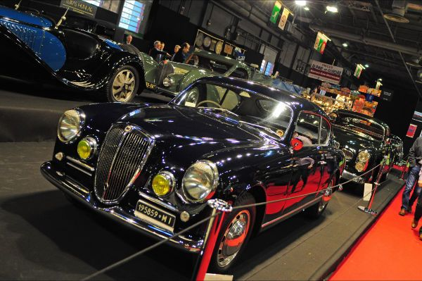 ... DS Citroen stand last year, the organisers of Retromobile 2014 have