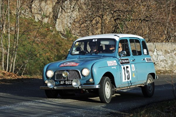 rallye monte carlo historique 2011