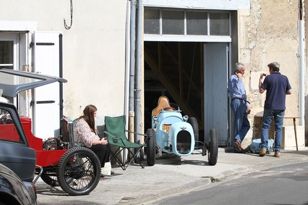 Circuit des remparts angouleme 2013 pictues from retro speed for Garage des remparts etampes