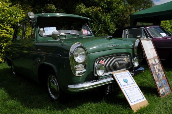 Sherborne Classic Car Show