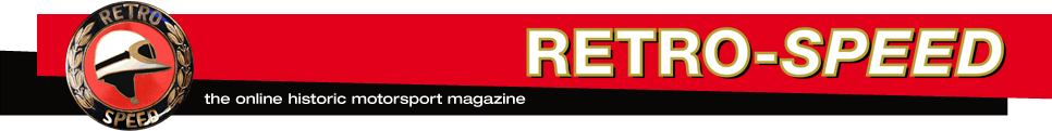 Welcome to RETRO-SPEED  A new style of classic car magazine, on-line and written by competitors for competitors.